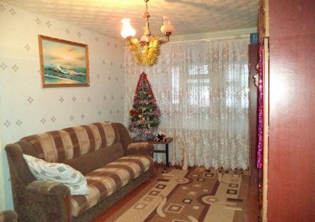 Продаётся 3-комнатная квартира, 50.5 м²