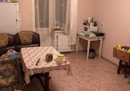 Продаётся 1-комнатная квартира, 41 м²