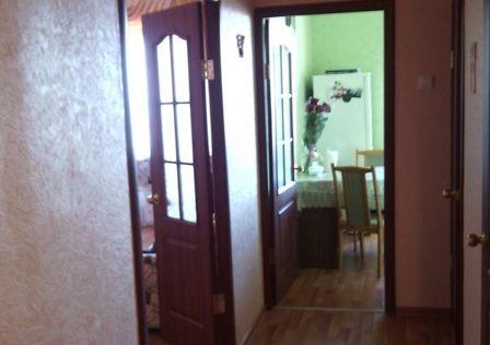 Продаётся 1-комнатная квартира, 43.6 м²