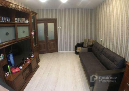Продаётся 2-комнатная квартира, 51.6 м²