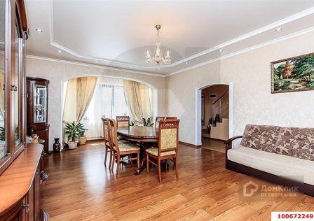 Продаётся 1-этажный дом, 221 м²