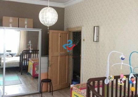 Продаётся 3-комнатная квартира, 74.9 м²