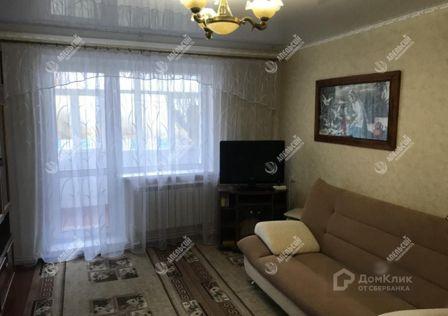 Продаётся 2-комнатная квартира, 50.6 м²