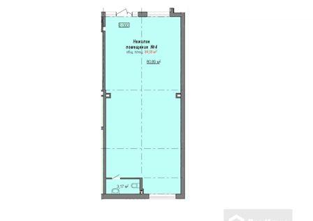 Продаётся торговое помещение, 84.06 м²