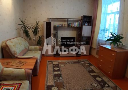 Продаётся 2-комнатная квартира, 37.9 м²