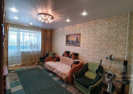 Продаётся 2-комнатная квартира, 51.8 м²