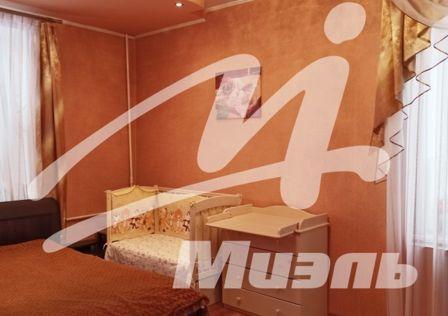 Продаётся 3-комнатная квартира, 72.1 м²