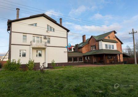 Продаётся 3-этажный дом, 854.3 м²
