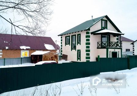Продаётся 2-этажный дом, 106.1 м²