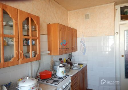 Продаётся 3-комнатная квартира, 65.4 м²