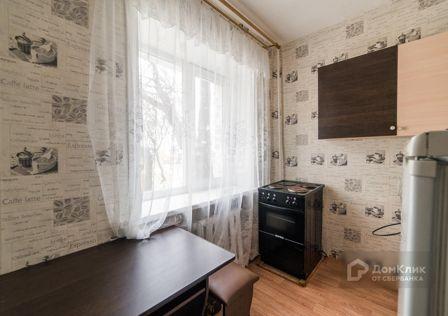 Продаётся 2-комнатная квартира, 34 м²