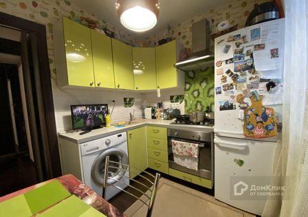 Продаётся 1-комнатная квартира, 29.8 м²