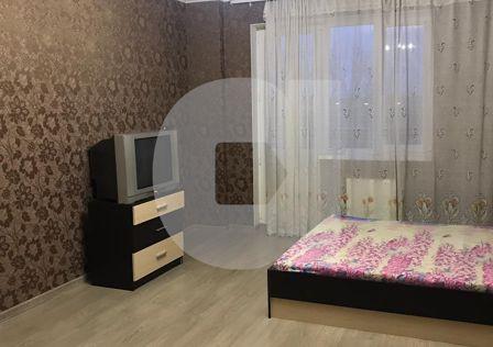 Продаётся 1-комнатная квартира, 43.7 м²