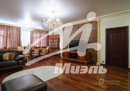 Продаётся 5-комнатная квартира, 201.2 м²