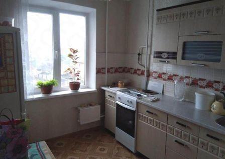 Продаётся 1-комнатная квартира, 33.5 м²
