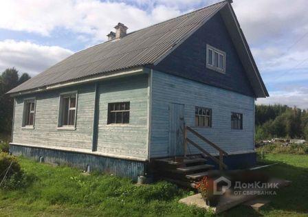 Продаётся 1-этажный дом, 67.7 м²