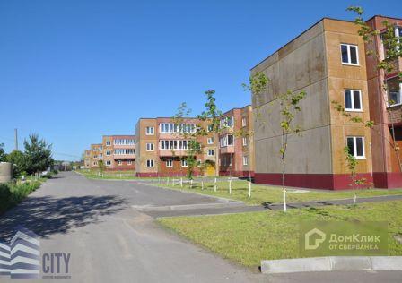 Продаётся 2-комнатная квартира, 56.9 м²