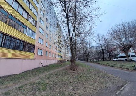 Продаётся 1-комнатная квартира, 33.6 м²
