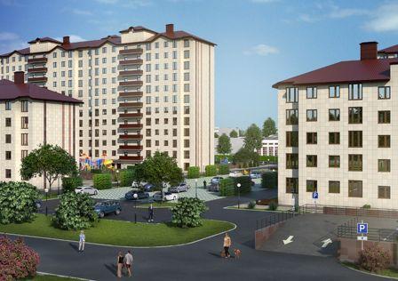 Продаётся 3-комнатная квартира, 67.64 м²
