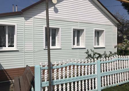 Продаётся 1-этажный дом, 56.6 м²