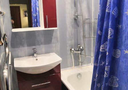 Продаётся 2-комнатная квартира, 47.3 м²