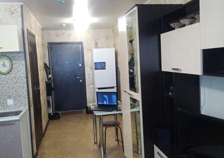 Продаётся студия, 28 м²