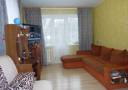 Продаётся 1-комнатная квартира, 31.1 м²