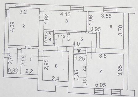 Продаётся таунхаус, 2-эт., 102 м²