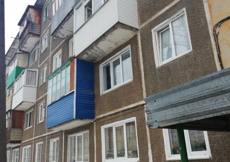 Продаётся 1-комнатная квартира, 30.7 м²