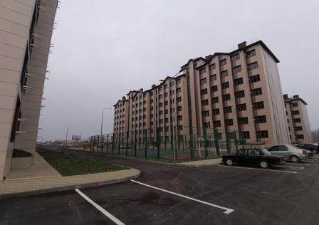 Продаётся 2-комнатная квартира, 55.6 м²