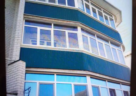 Продаётся 3-комнатная квартира, 77.4 м²