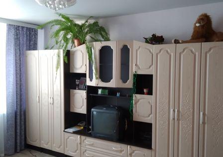 Продаётся 1-комнатная квартира, 34.5 м²