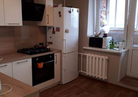 Продаётся 1-комнатная квартира, 36.2 м²