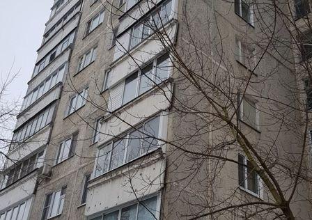 Продаётся 1-комнатная квартира, 34.6 м²