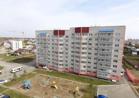 Продаётся 1-комнатная квартира, 38.1 м²
