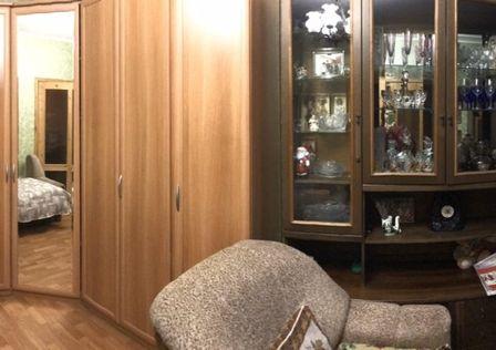 Продаётся 2-комнатная квартира, 57.3 м²