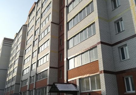 Продаётся 3-комнатная квартира, 81.6 м²