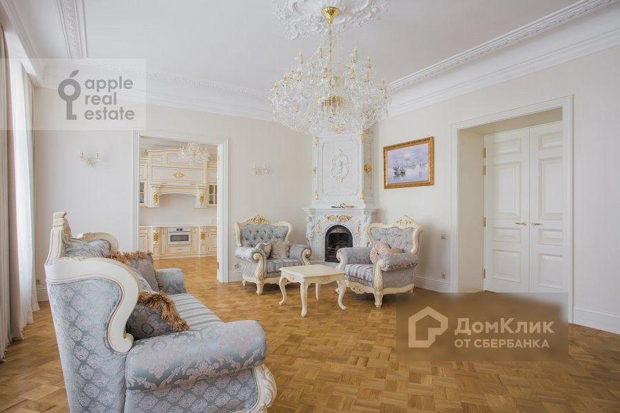 Продаётся 5-комнатная квартира, 173 м²