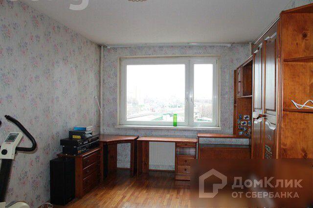 Продаётся 4-комнатная квартира, 96.1 м²