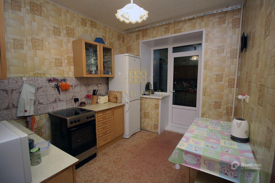 Продаётся 3-комнатная квартира, 71.2 м²