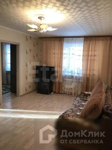 Продаётся 3-комнатная квартира, 49.4 м²