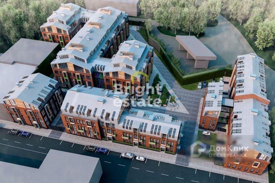 Продаётся 4-комнатная квартира, 119.69 м²