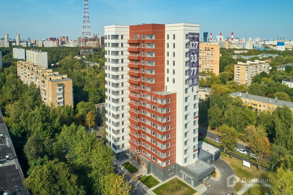 Продаётся 2-комнатная квартира, 59.4 м²