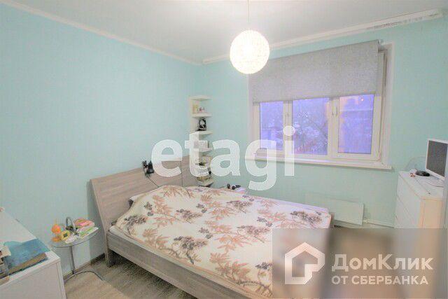 Продаётся 3-комнатная квартира, 74.2 м²