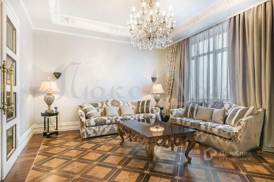 Продаётся 3-комнатная квартира, 153.5 м²
