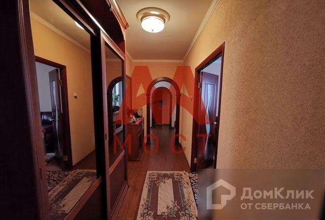 Продаётся 4-комнатная квартира, 91.9 м²