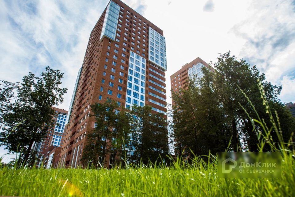 Продаётся 3-комнатная квартира, 76.71 м²
