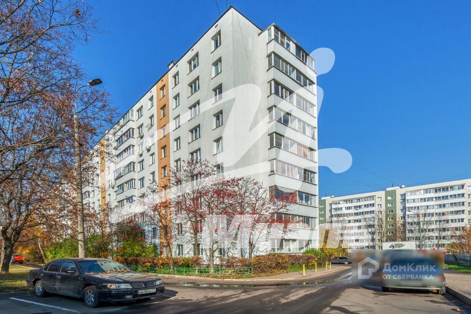 Продаётся 3-комнатная квартира, 51 м²