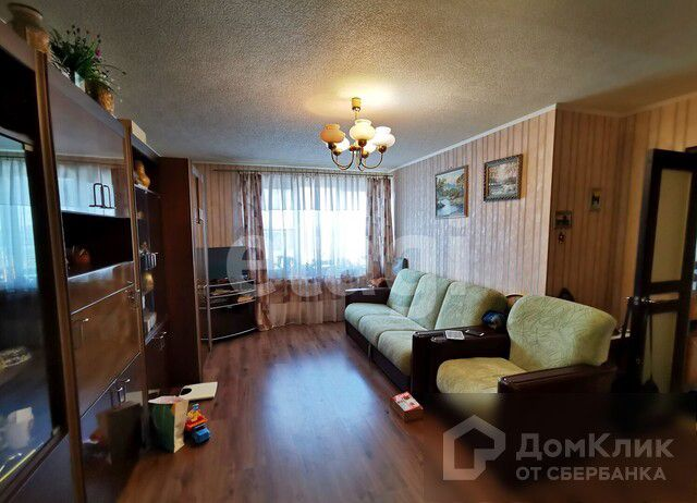 Продаётся 3-комнатная квартира, 64.5 м²