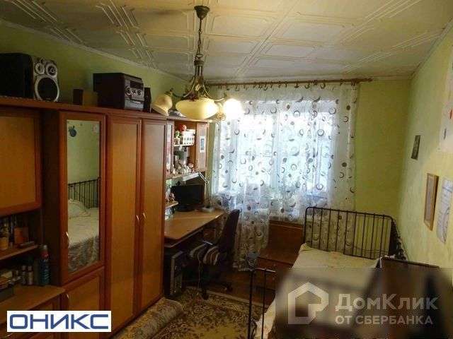 Продаётся 3-комнатная квартира, 64.1 м²